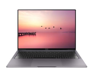 HUAWEI MateBook X Pro 13.9英寸笔记本电脑 深空灰 i7 8GB 256GB 独显图片