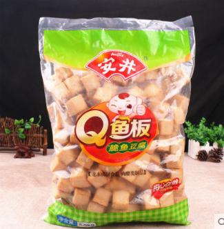 安井黄金鱼豆腐图片